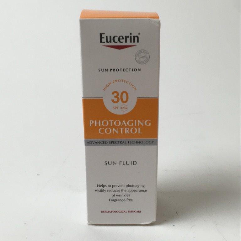eucerin solkräm 50