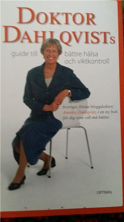 LCHF Annika Dahlqvists GUIDE till bättre hälsa