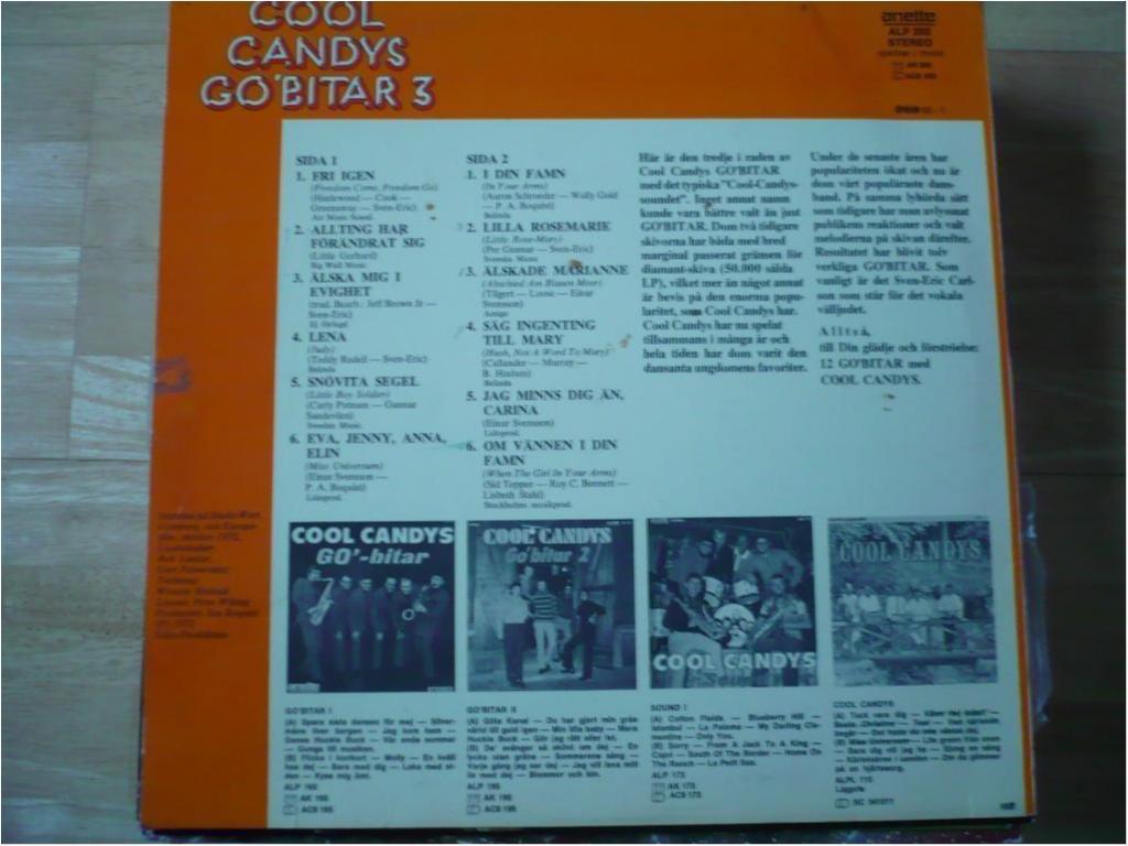 Cool Candys - Go'bitar