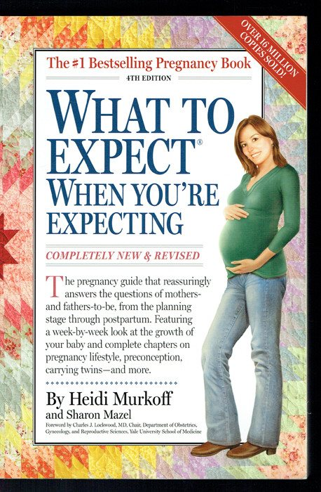 What to expect when you´re expecting (På engelska)