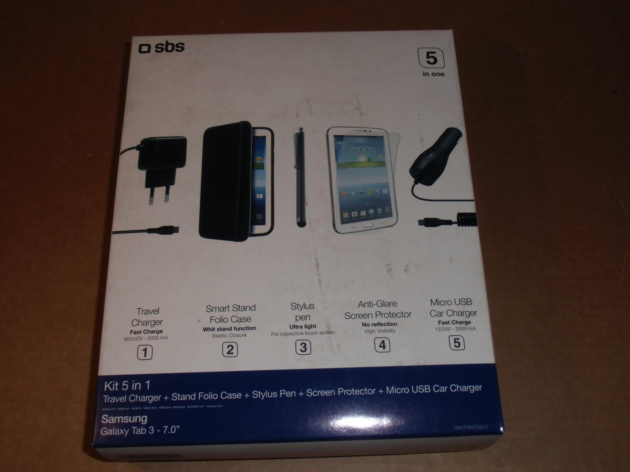 Kit 5 in1 till Samsung tab3 7.0
