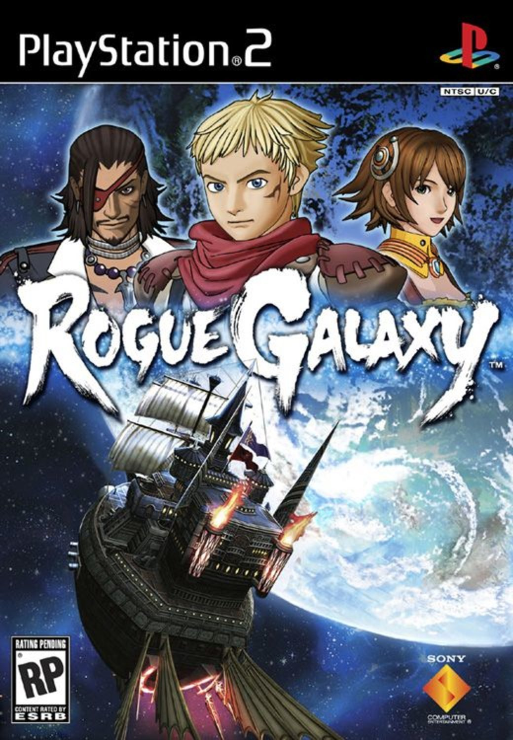 Rogue Galaxy - USA - Playstation 2