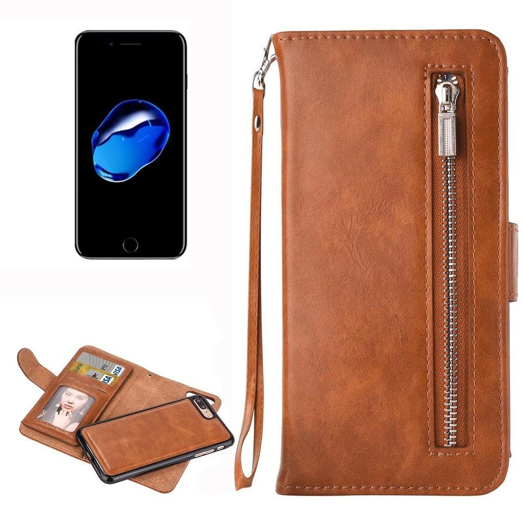 iPhone 7 Plus Riktig Plånbok Magnet Sk.. (298931685) ᐈ jfwtrade1 på ... 3f0e0b923a5b0