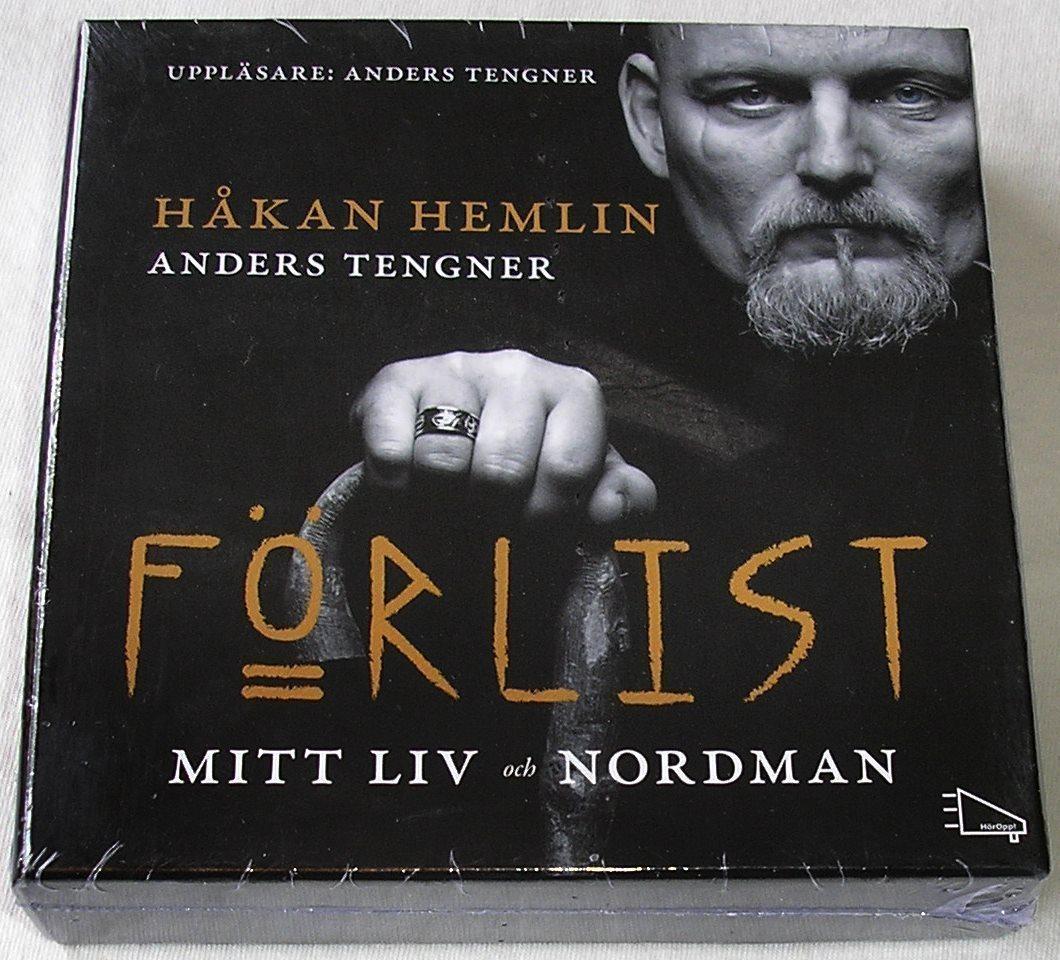 Förlist - Mitt liv och Nordman (Ljudbok) --NYTT--