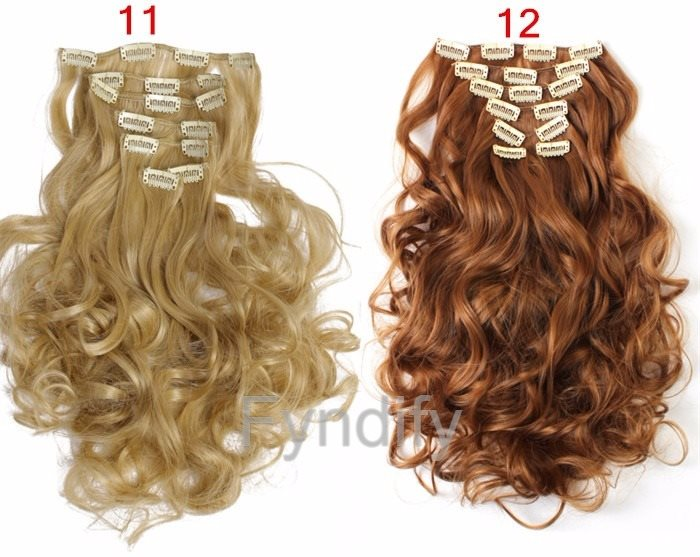 Hair Extensions # 11