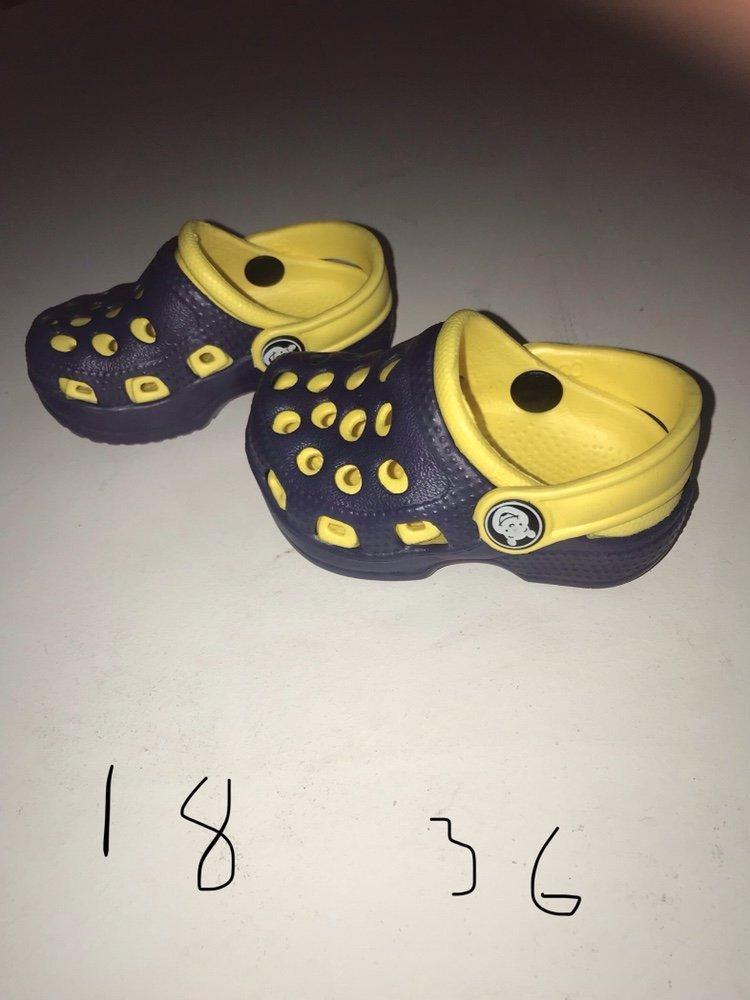 3e76afdd75f Bebis/barn skor storlek 18 (347139374) ᐈ Köp på Tradera