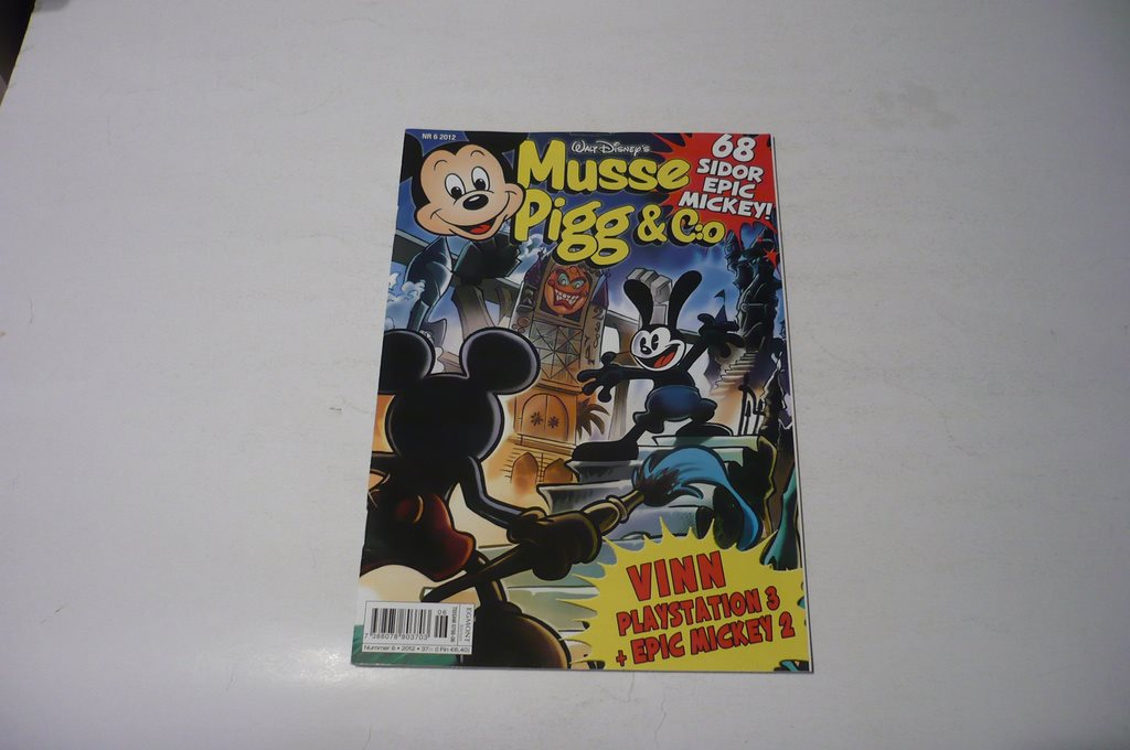 MUSSE PIGG & CO NR 6/12