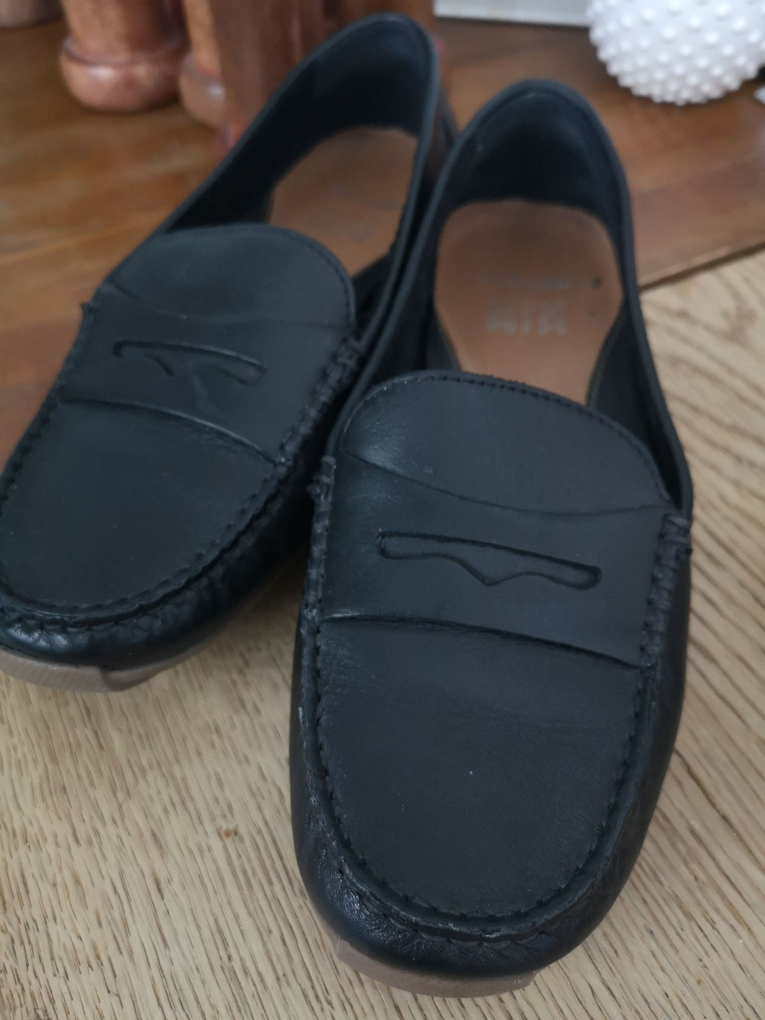 Clarks Air loafers stl 5 (uk) ca 37