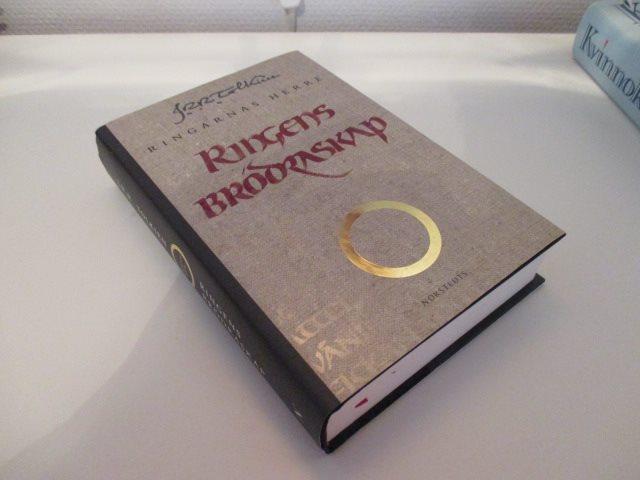 J R R Tolkien - Ringarnas Herre Ringens Brödraskap