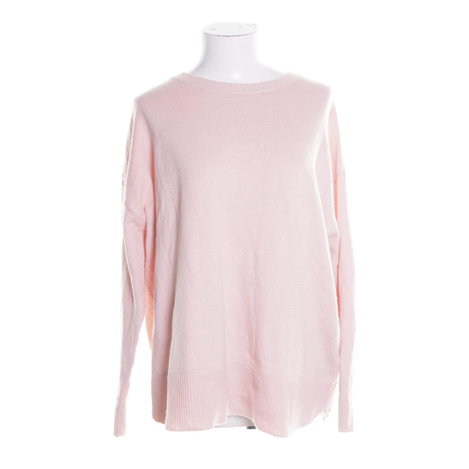 H&M Conscious Collection, Tröja, Strl: L, Rosa, Polyester/Polyamid/Ull