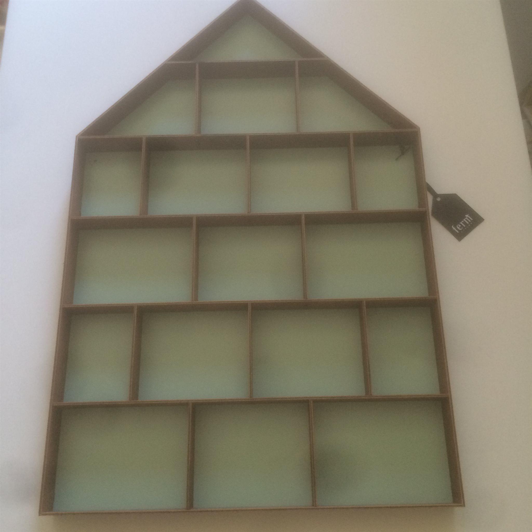 Ny, Hylla, The Dorm, Inredning/barnrum, 75x50cm, Ferm Living