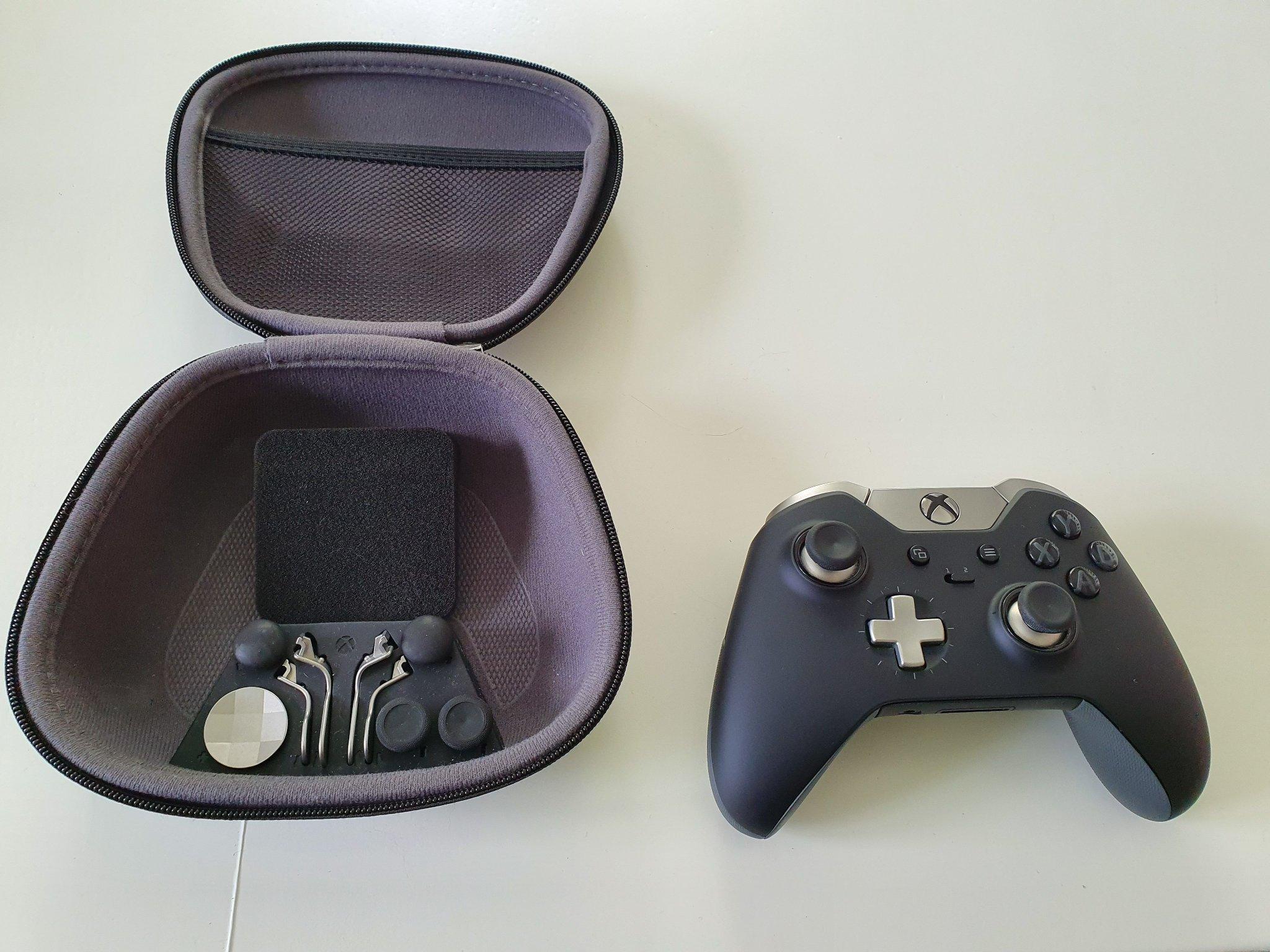 cae64b651fe Xbox one elite kontroll (354416707) ᐈ Köp på Tradera