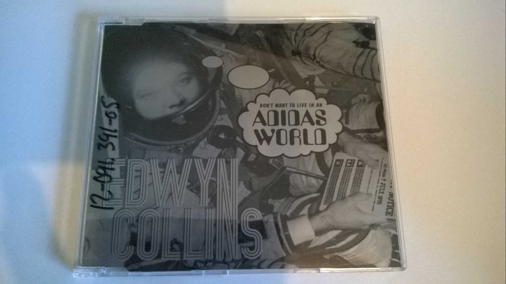 Edwyn Collins - Don't Want to Live in an Adidas World, Promo