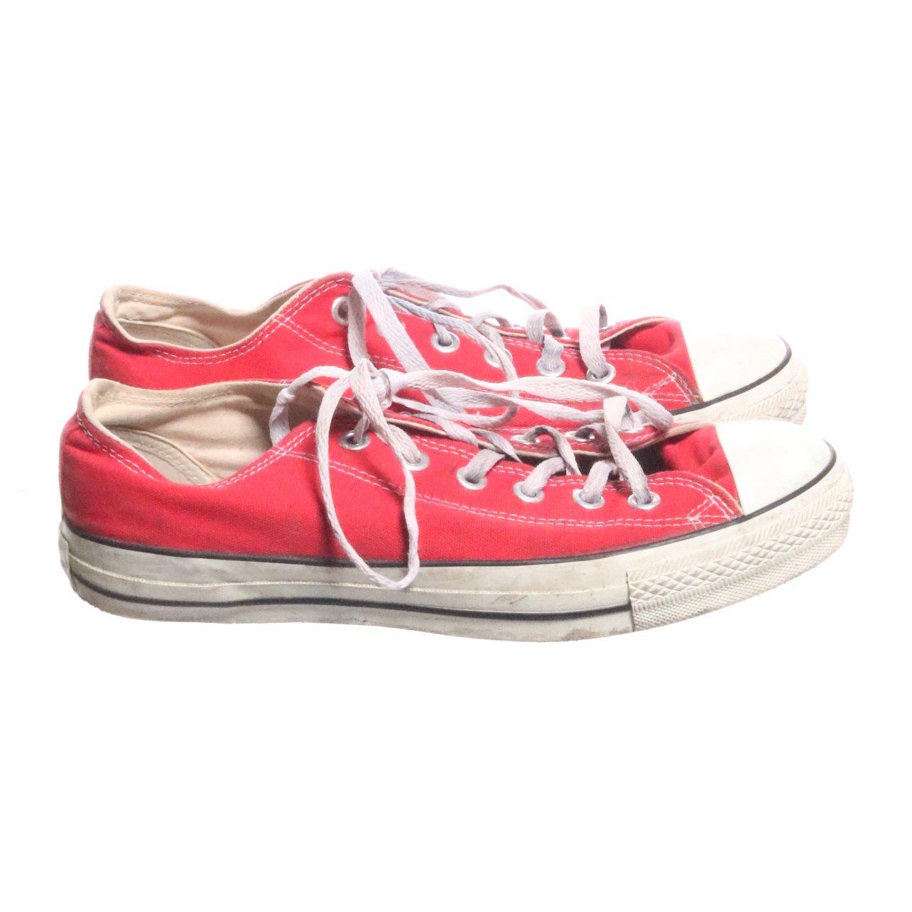 714ecb9b132 Converse, Sneakers, Strl: 41, ALL STAR, Röd (334074331) ᐈ Sellpy på ...