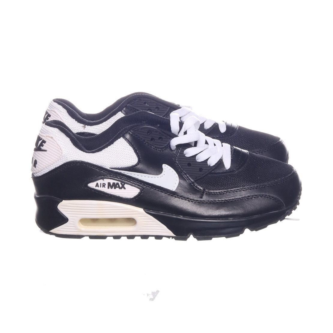 the best attitude f48cd e9ad1 Nike, Sneakers, Strl  42, Nike Air Max, Svart Vit
