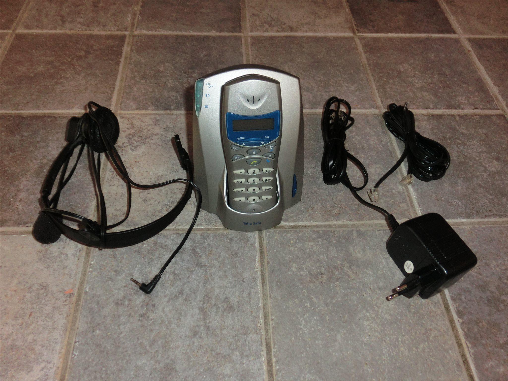 bärbar telefon telia