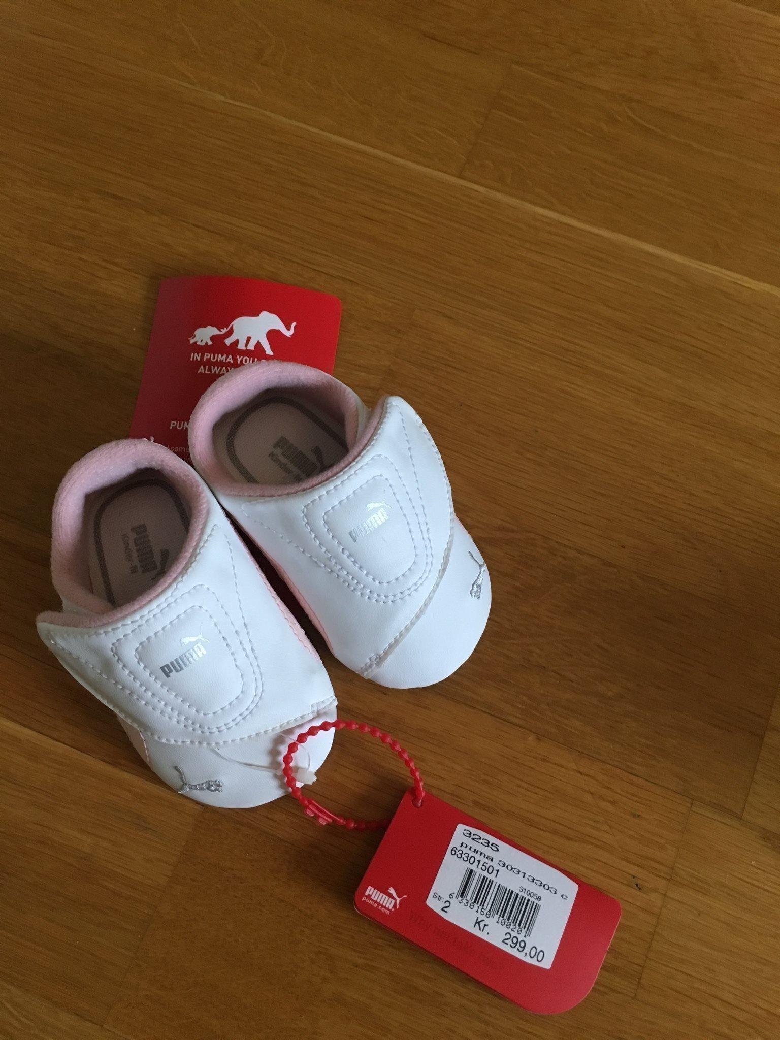 NYA små Puma tossor   skor för barn i strl EUR .. (337577151) ᐈ Köp ... 3b1dc3e28245e