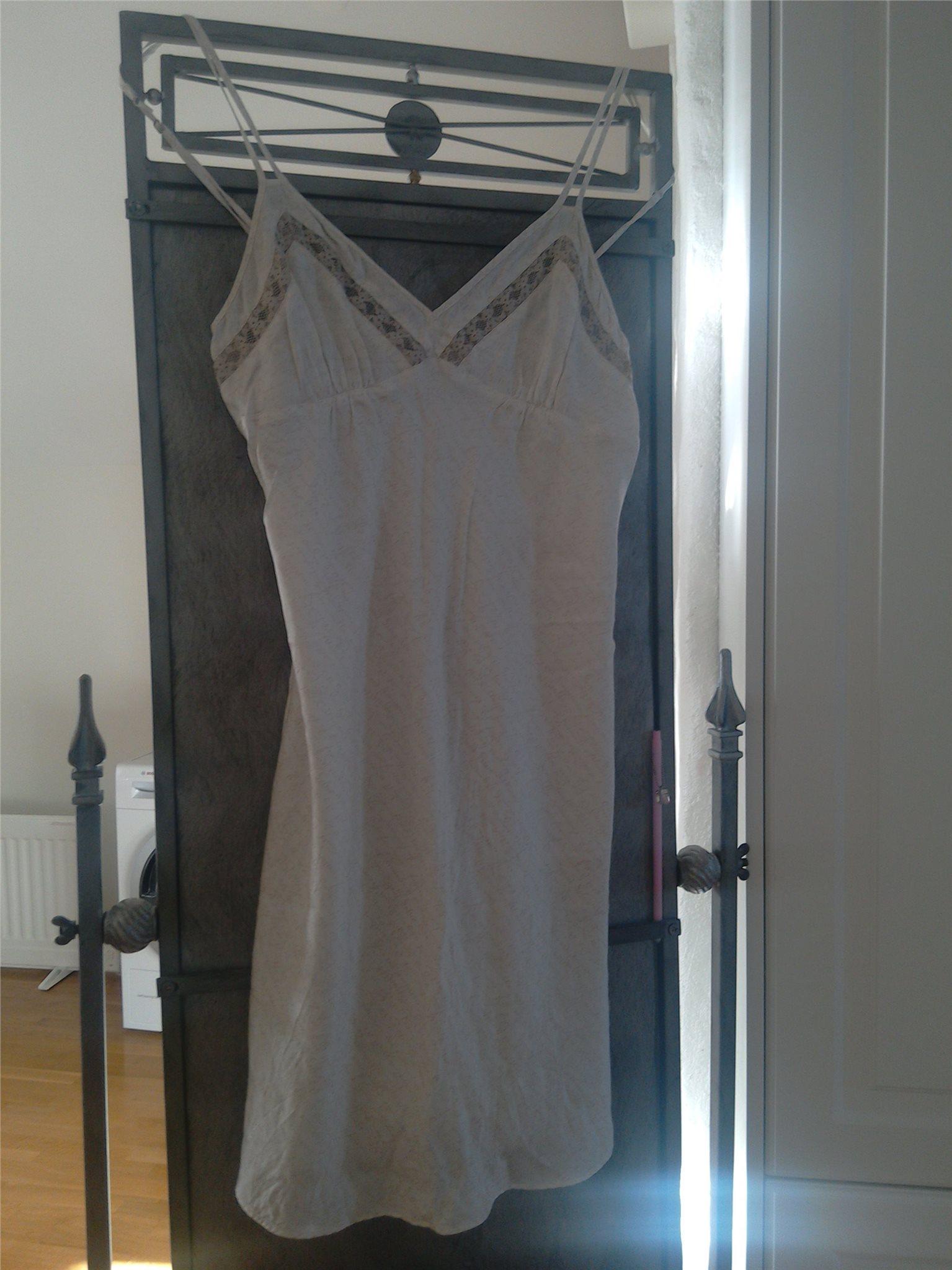 Fin nattlinne i silke   siden stl 38-40 (327050724) ᐈ Köp på Tradera 2a4b21e09bd1b