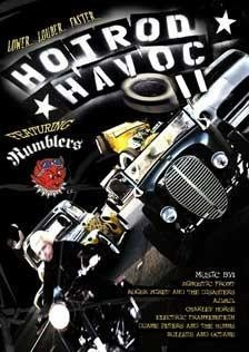 Hot Rod Havoc Vol 2 - DVD
