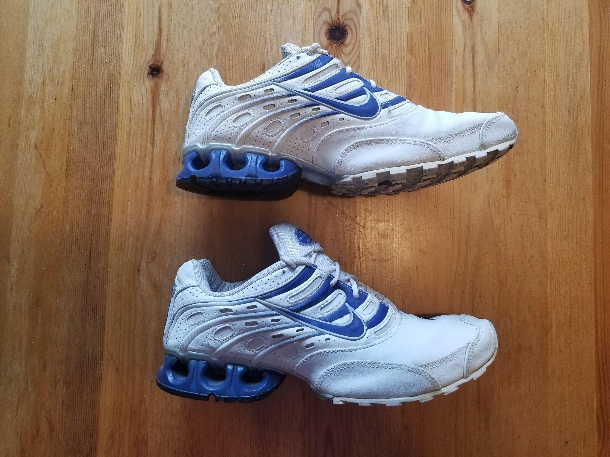 big sale d53a5 acd1c Nike Shox 44 (348652674) ᐈ Köp på Tradera