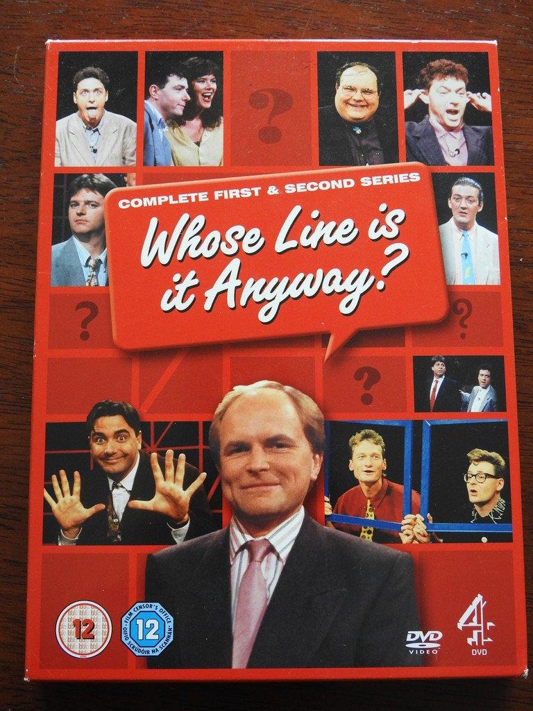 Whose line is it anyway - Season 4 hoedowns part 1