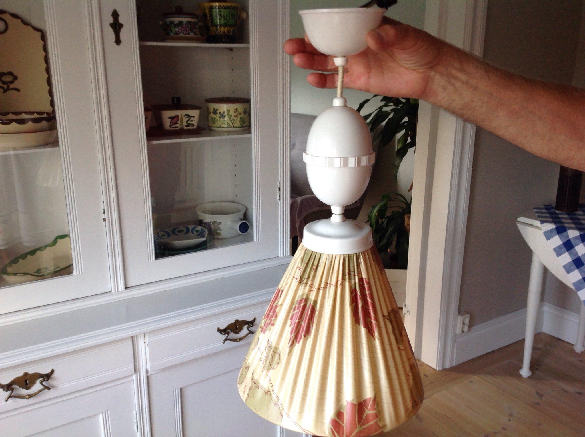 Taklampa från 60 talet gRETRO Möbler&inredning