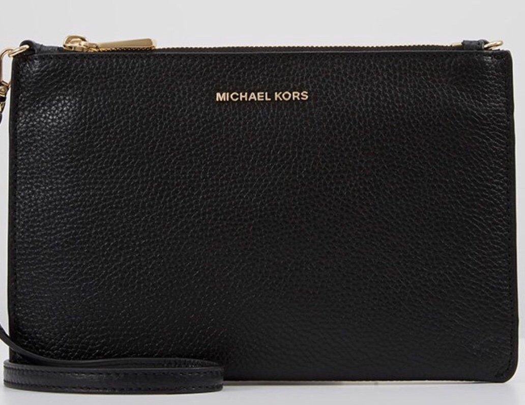 Michael Kors handväska svart i köpt på NK S.. (419132075