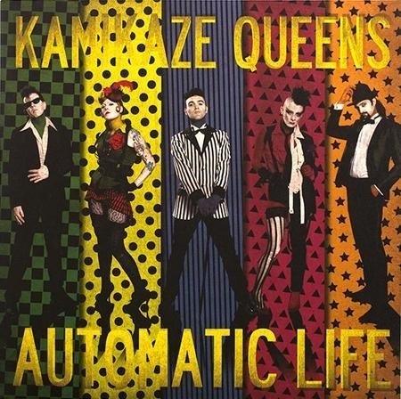 Kamikaze Queens - Automatic Life - CD