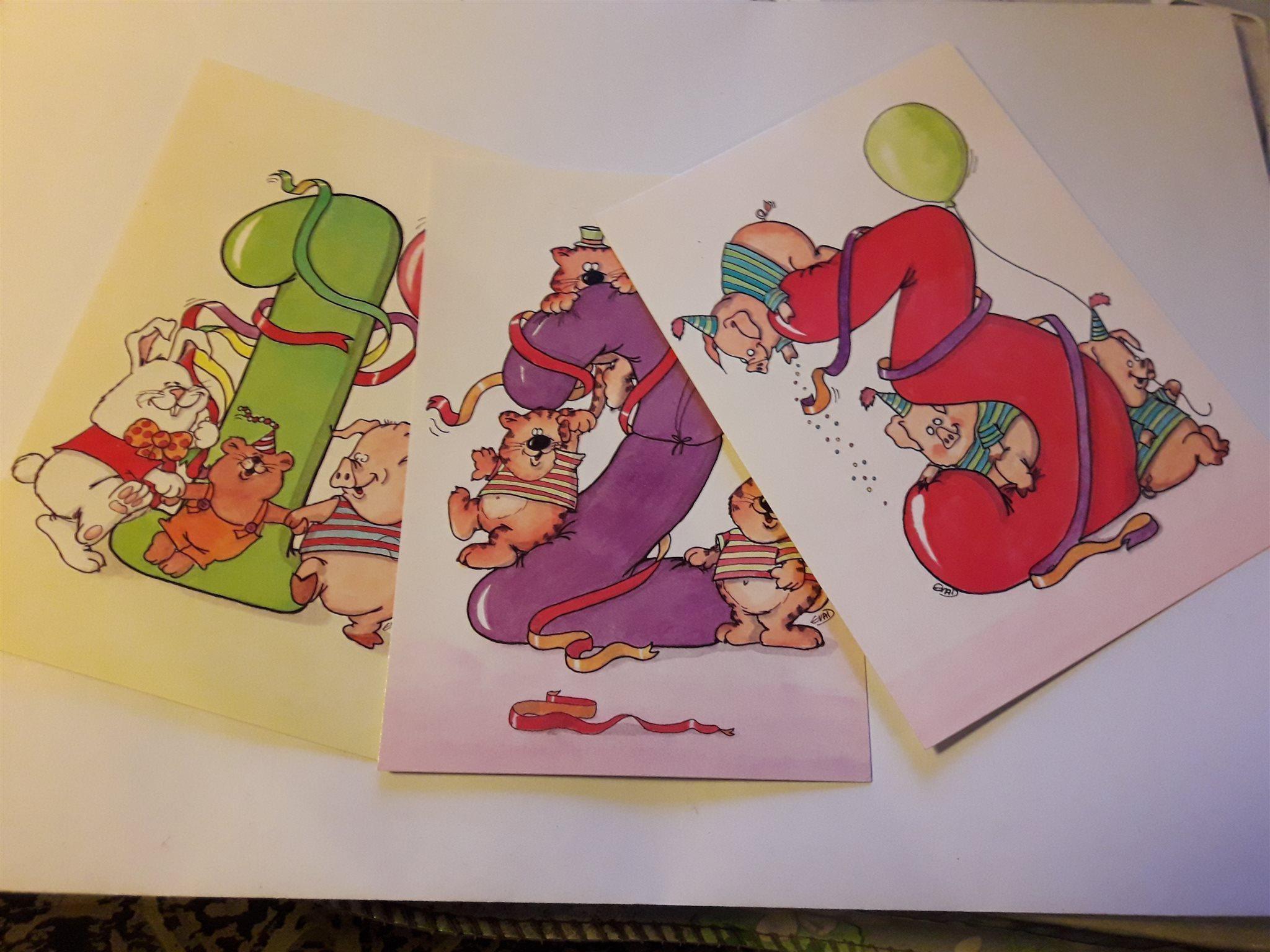 vykort födelsedagskort VykortFödelsedagskort (311357436) ᐈ Köp på Tradera vykort födelsedagskort