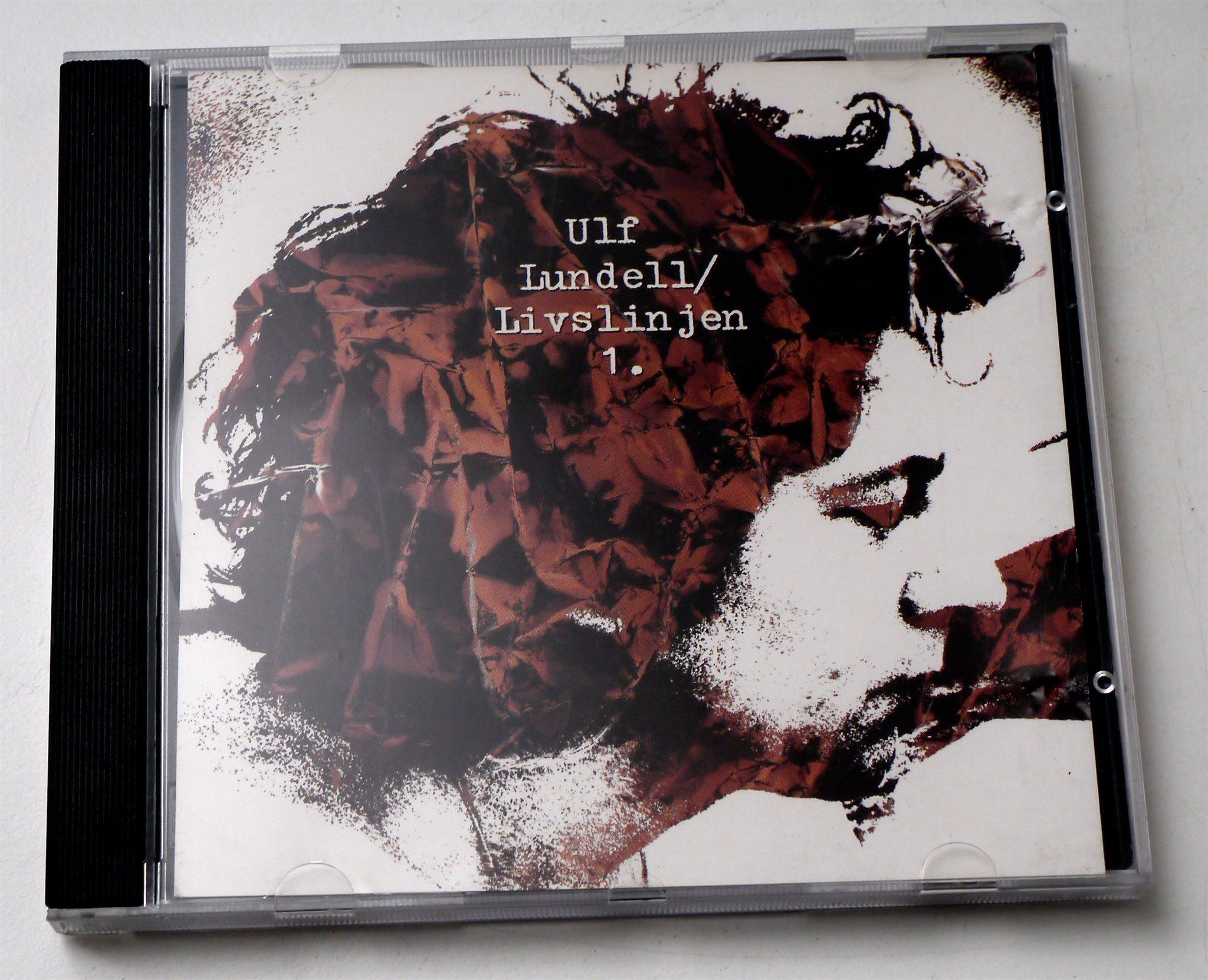Ulf Lundell   Livslinjen 1 CD (328901816) ᐈ Köp på Tradera 10f3f67ab4ba2