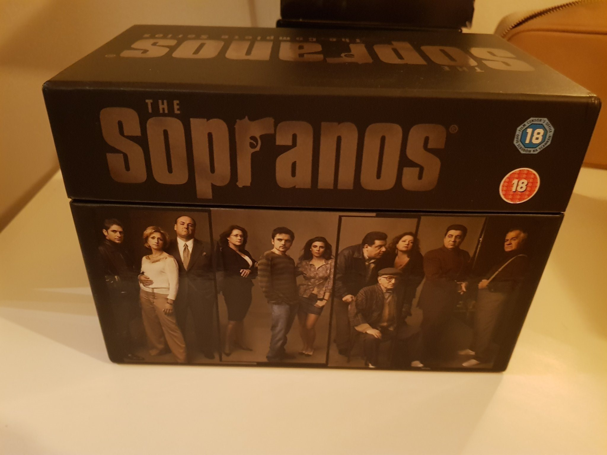 The Sopranos - alla säsonger Box Set