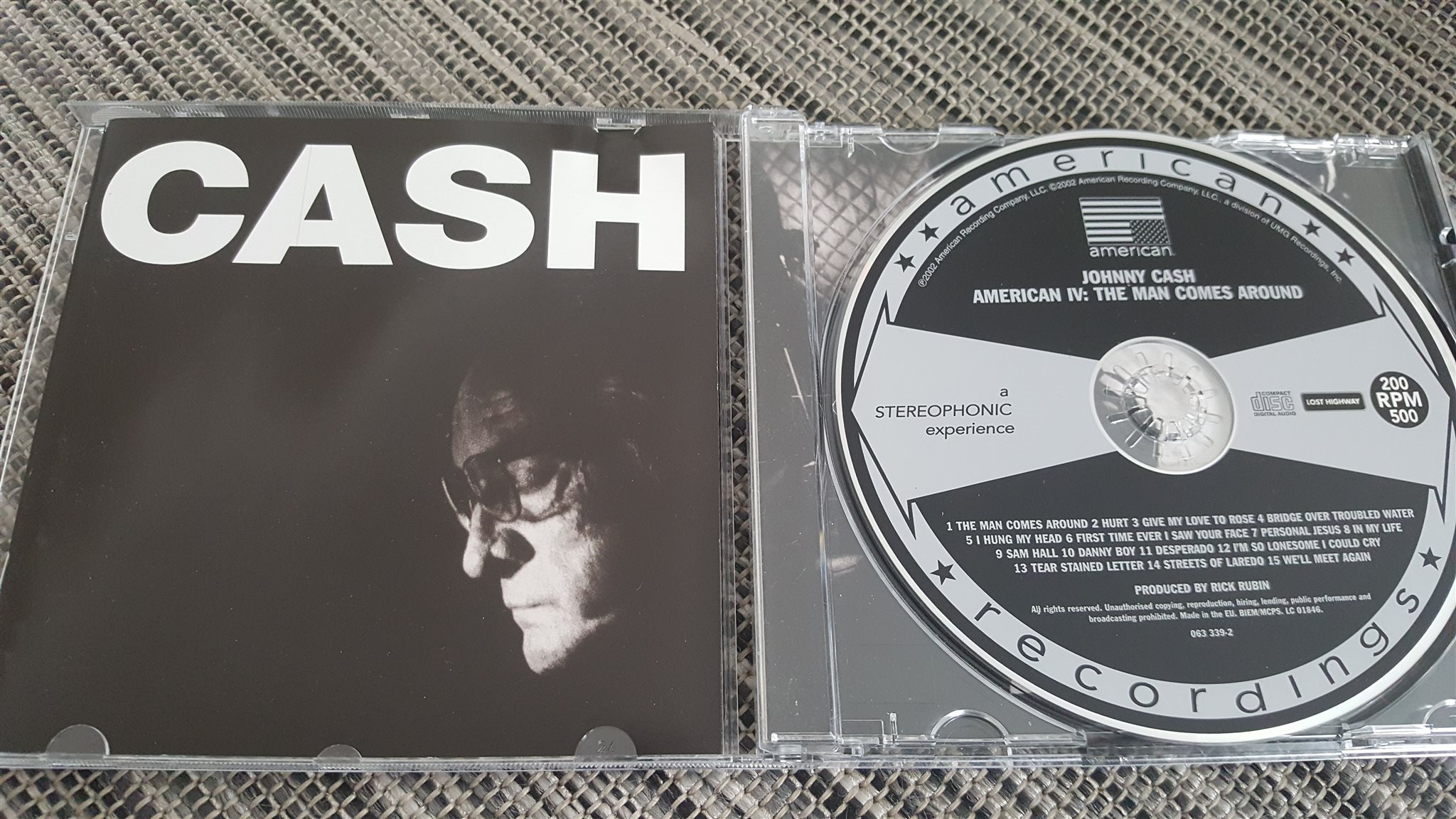 johnny cash american iv