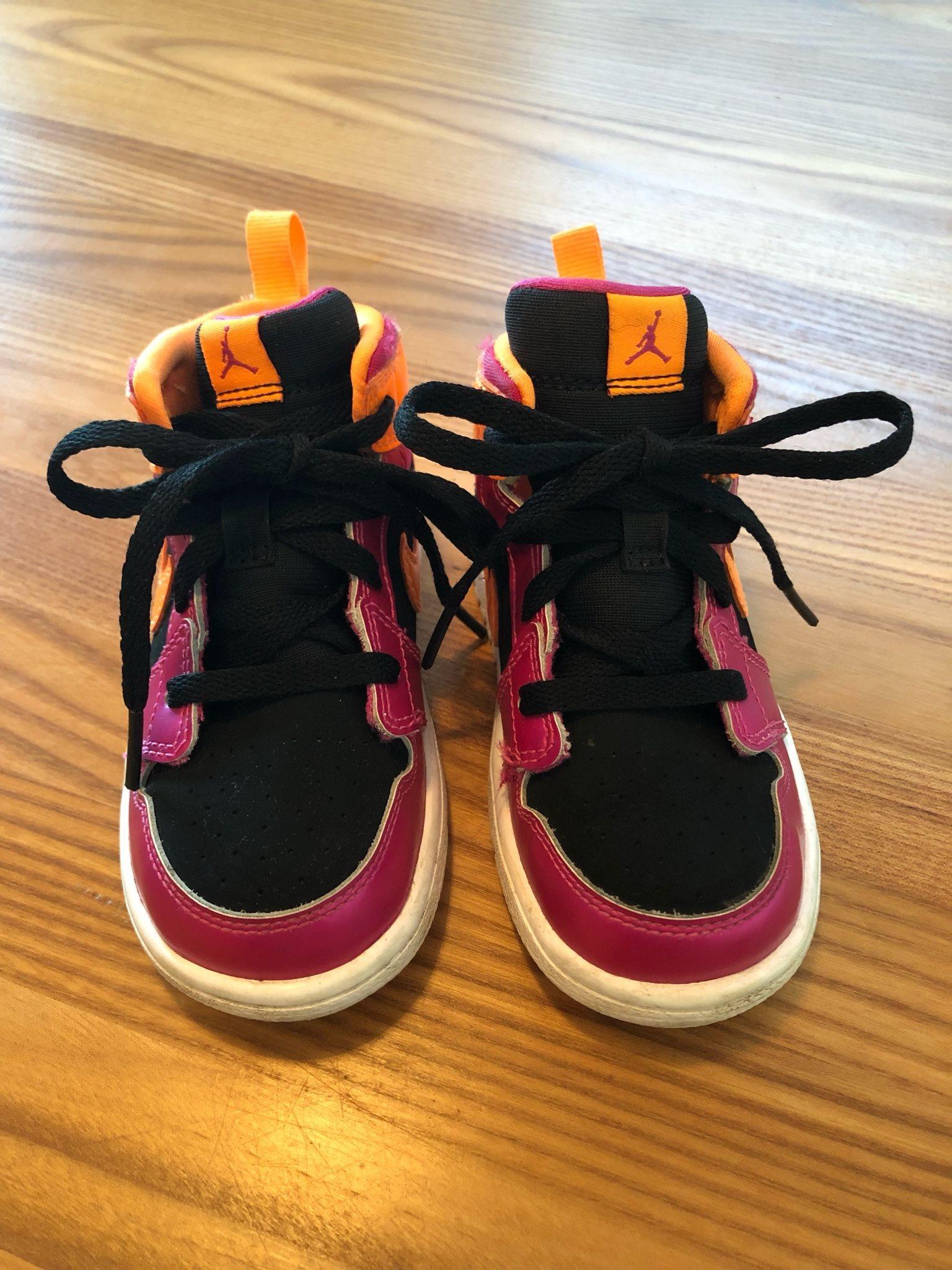 hot sale online 274f9 ad260 Nike Air Jordan skor, storlek 23,5