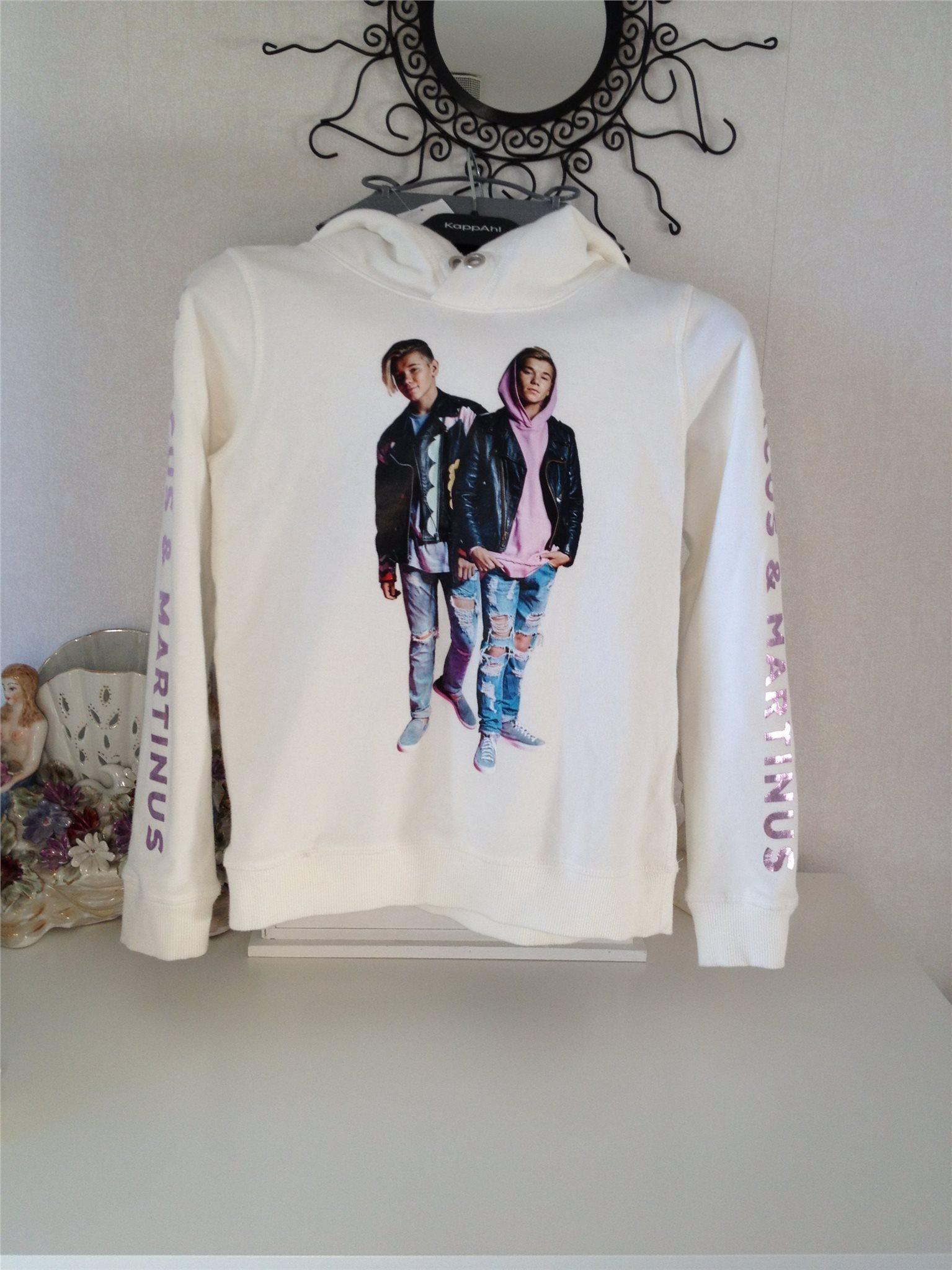 Hood tröja strl 134140 (345204312) ᐈ Köp på Tradera