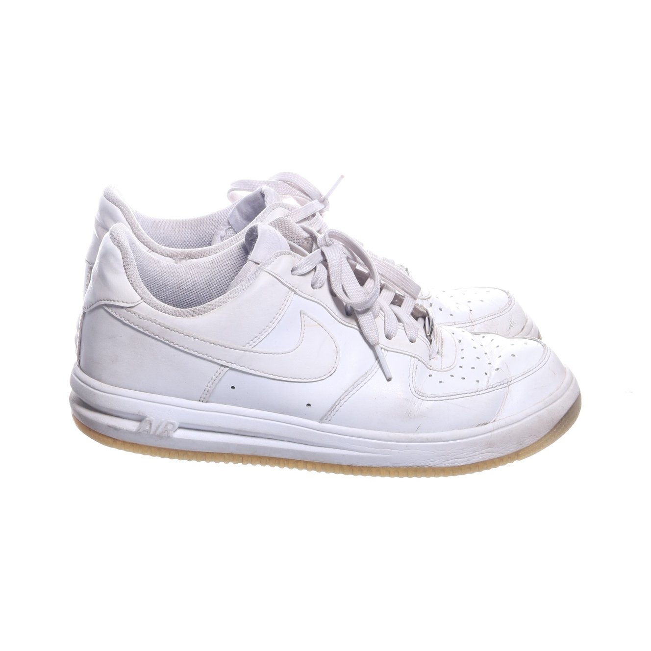 save off 76be6 f2543 Nike, Sneakers, Strl  42½, Air Force, Vit