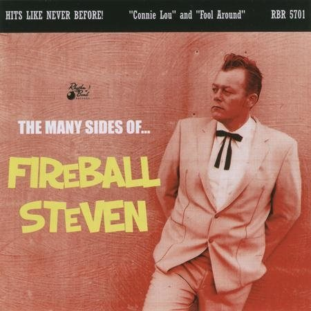 Fireball Steven - The Many Sides Of.. CD