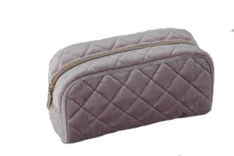 Necessär väska sammet rosa (314208638) ᐈ Fintinne på Tradera ac5eaa12ad65a