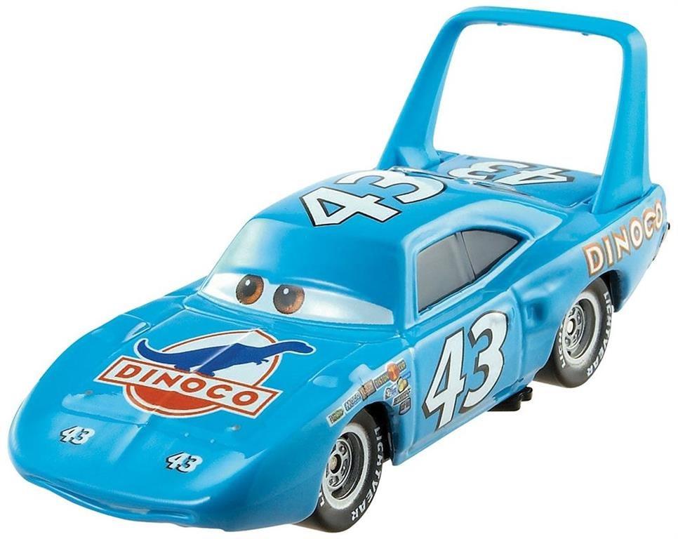 Disney Cars Dinoco Kungen 43 - The .. (240430325) ᐈ Carsmästaren på ... 59840e21e9071