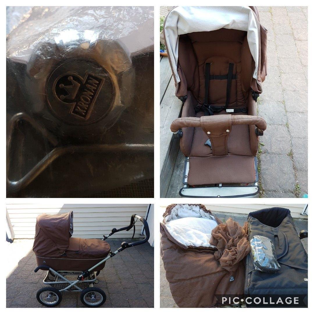 Kronan Tillbehör till Barnvagn enkelt och bra | Kronan