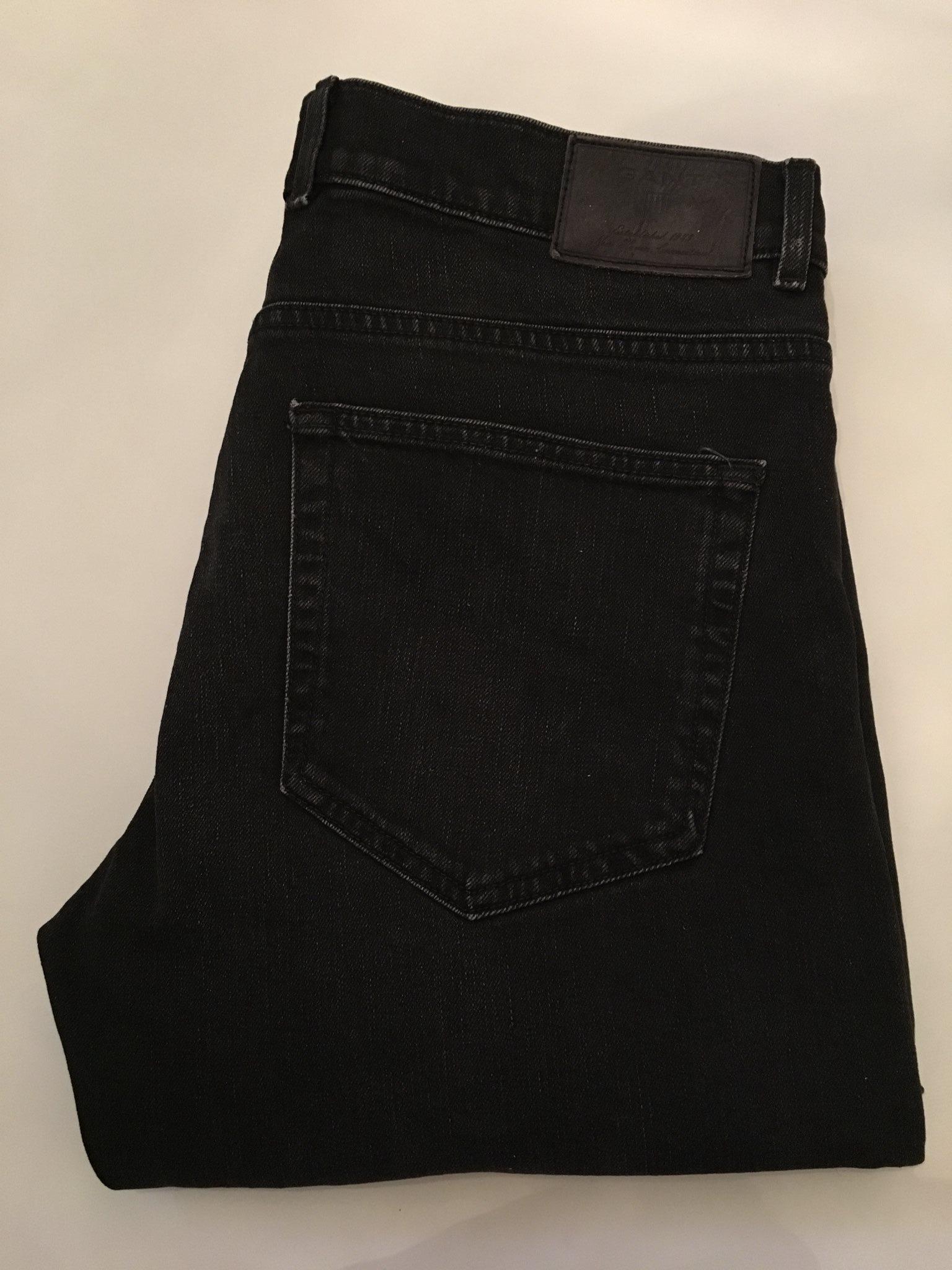 Gant jeans Tyler mörkgrå mörkgrå mörkgrå strl 34/34 8a9fd6