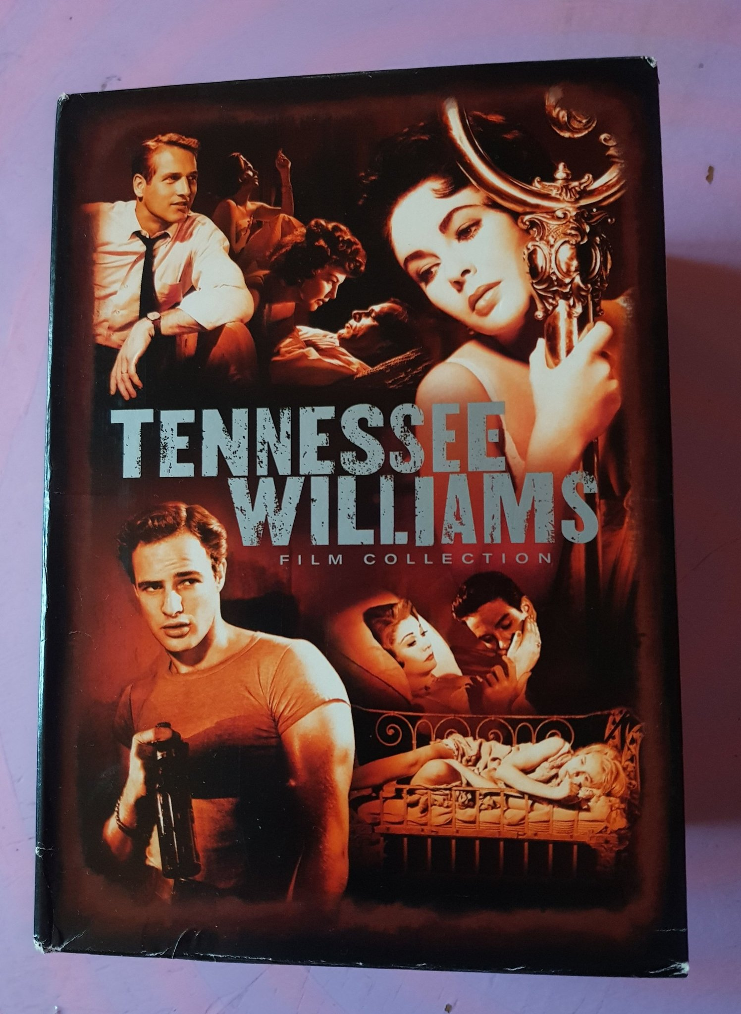 Tennessee Williams Dvd Box