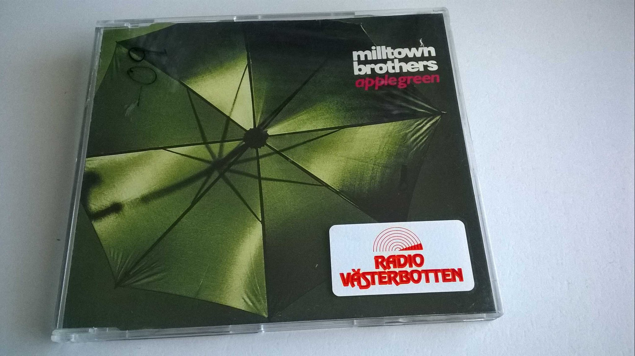 Milltown Brothers ?- Apple Green, CD, single