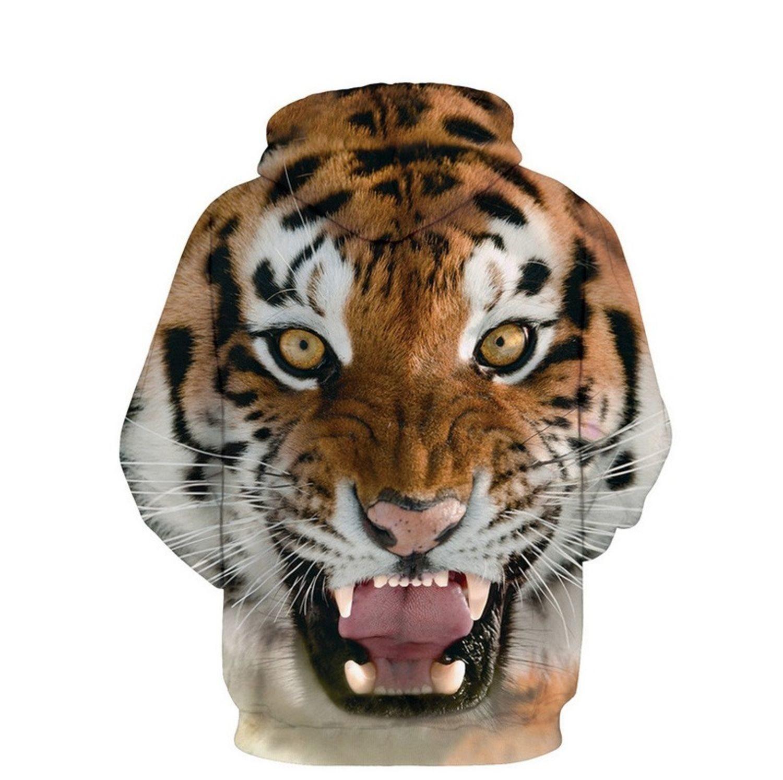 Vinterjacka herr tiger