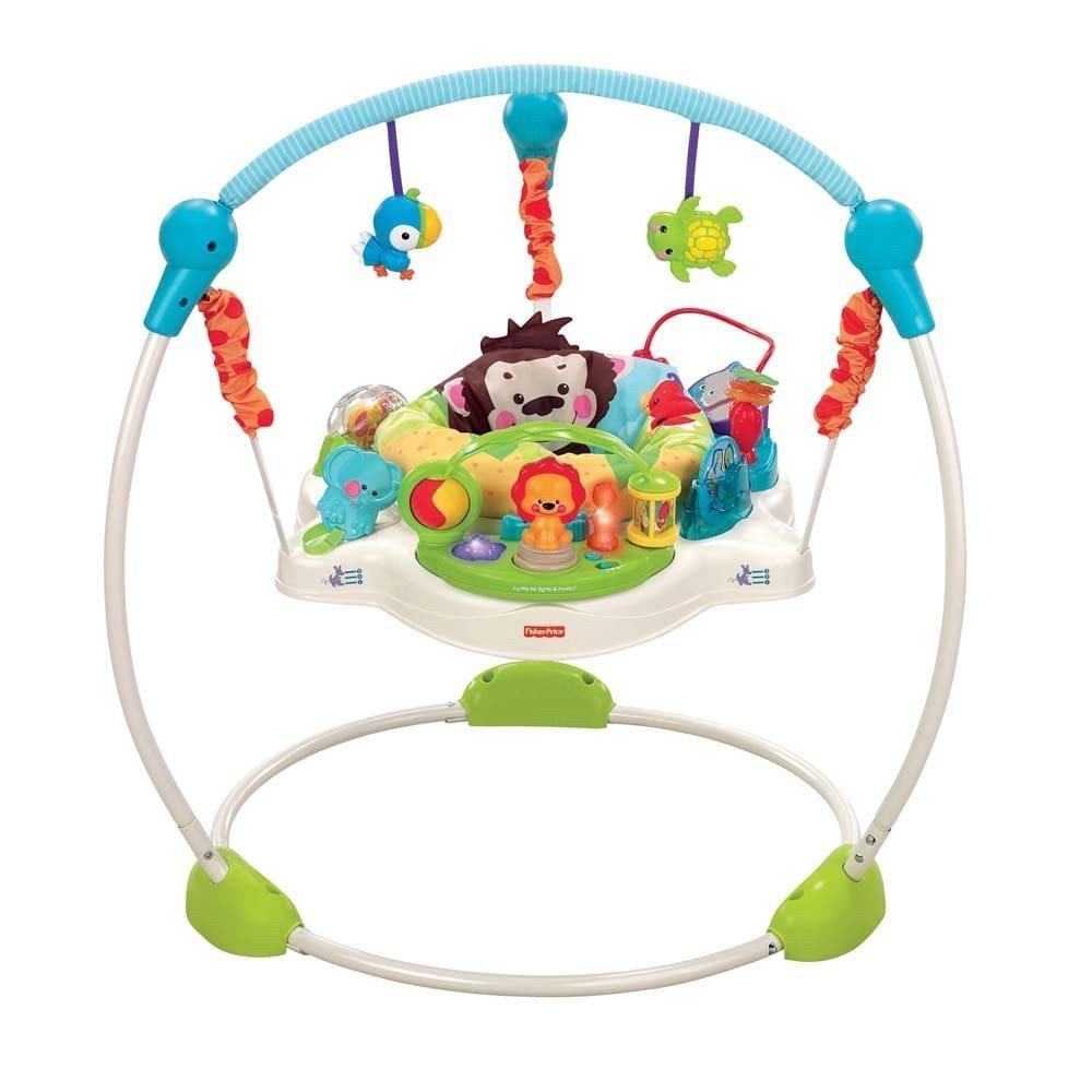 fisher price hoppgunga