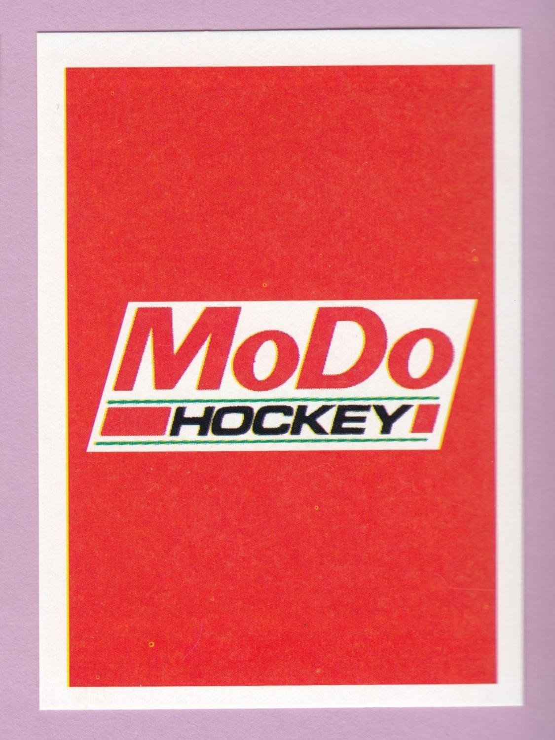 1993-94 Semic Elitserien #193 Klubbmärke MoDo Hockey
