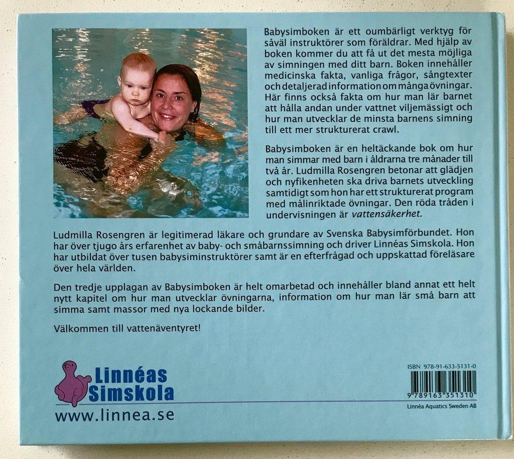 NYA BABYSIMBOKEN Ludmilla Rosengren Rosengren Rosengren 2009 46f5b1