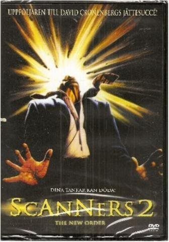 SCANNERS 2 -THE NEW ORDER (INPLASTAT-SVENSKT TEXT )