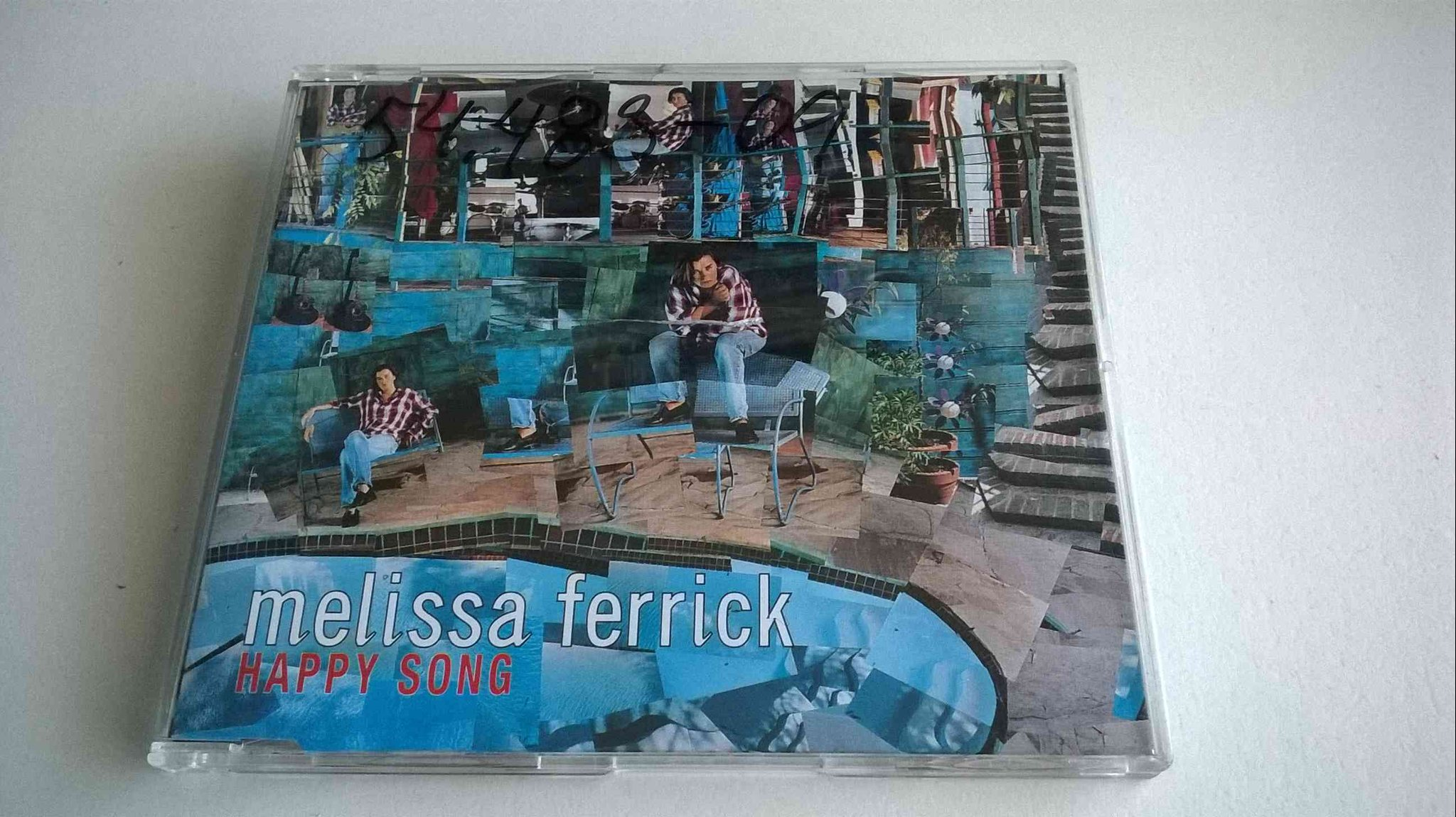 Melissa Ferrick - Happy Song, CD, single