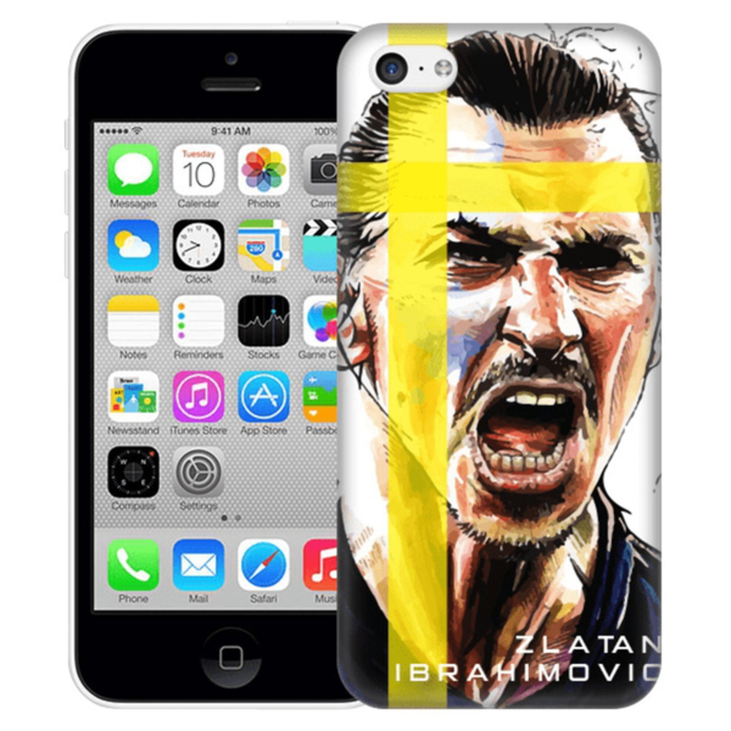 iPhone 5C Skal Zlatan