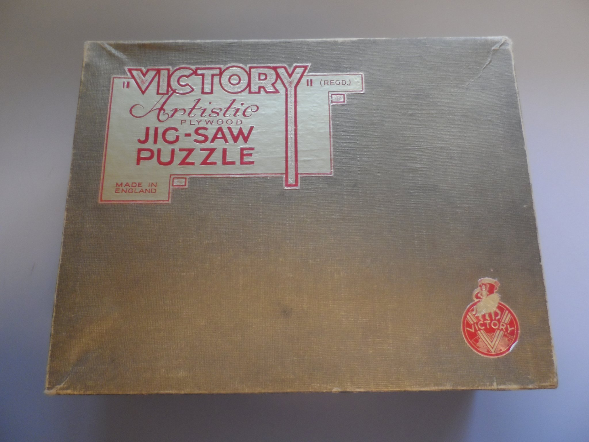 Victory puzzle 600 bitar R.M.S. Andes